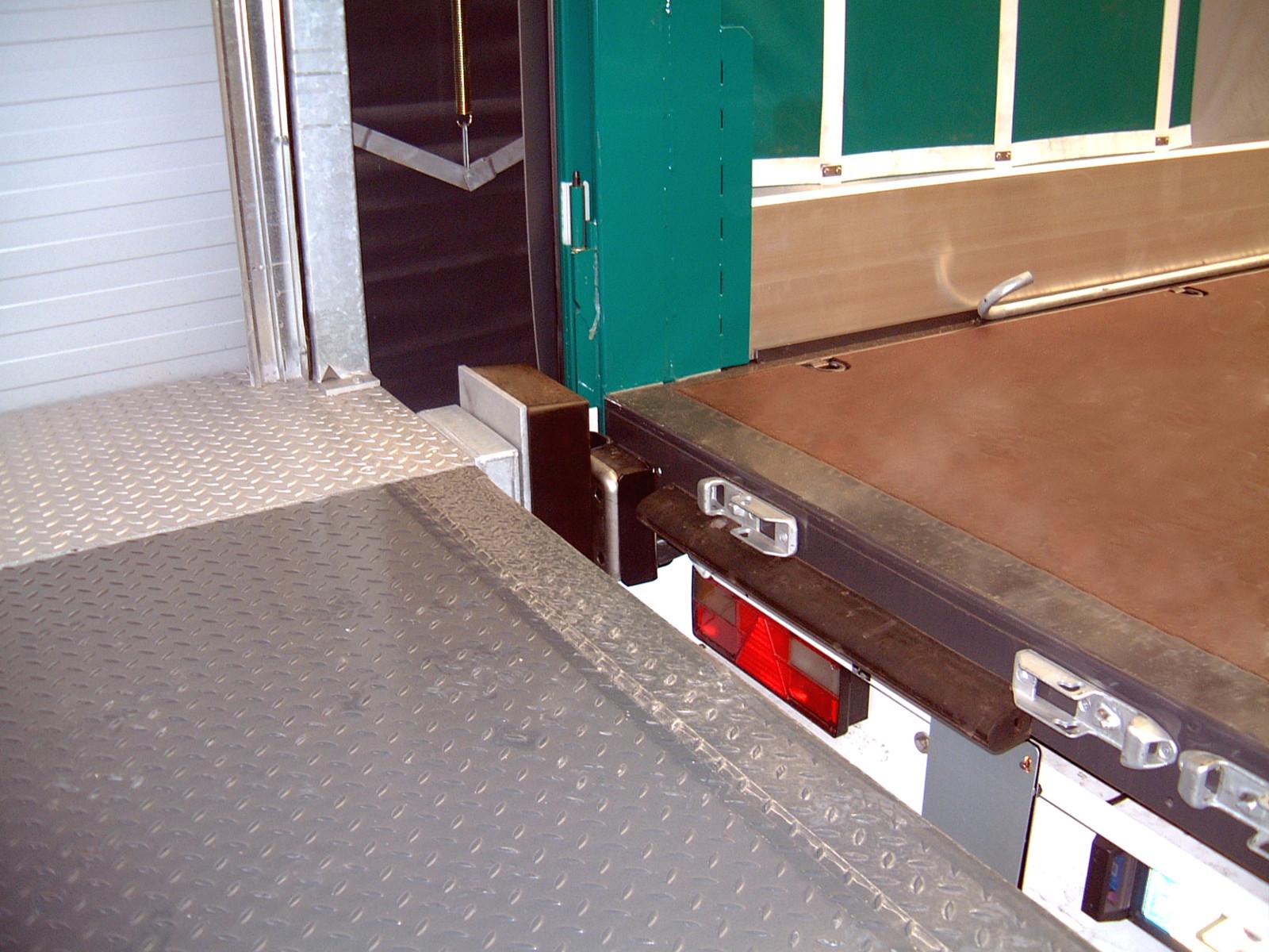docked to buffer – Automotive Logistics