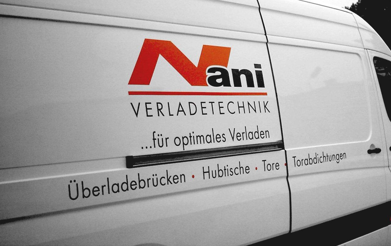 Nani – car banner