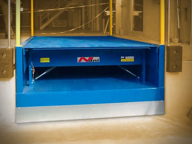 B.Braun AG - Lift Table Feed Bridge