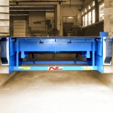 Dockleveller with parallel part (VBP)