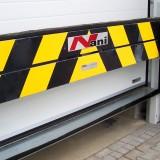 unterfahrbares ISO-Bodenpaneel für Ladebordwände