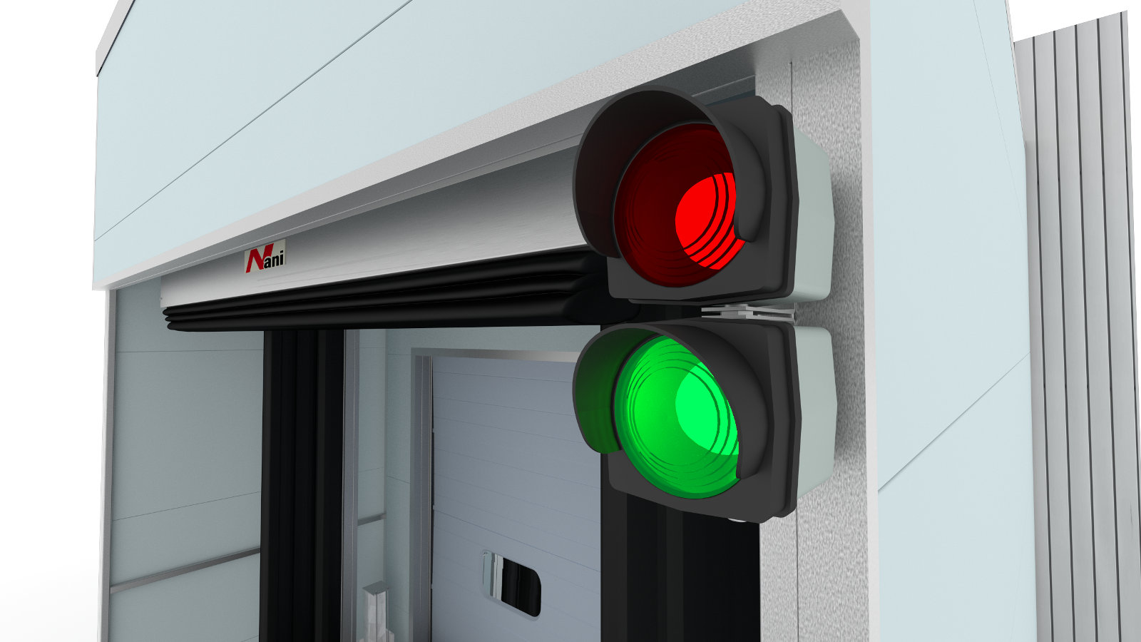 9. Traffic light