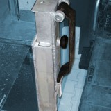 Spring Steel Dock Bumper (AMS) – Rest Position and Zero Position