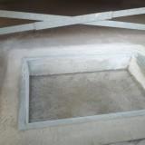 Pit for lifting platform