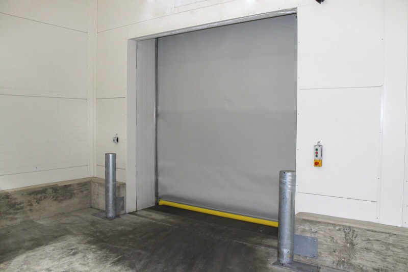 Deep-Freeze High-Speed Door (TK-SLT)