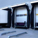 truck docked