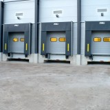 Dondurulmuş ürünlerin teslimi için yükleme körükleri (P-TAD)