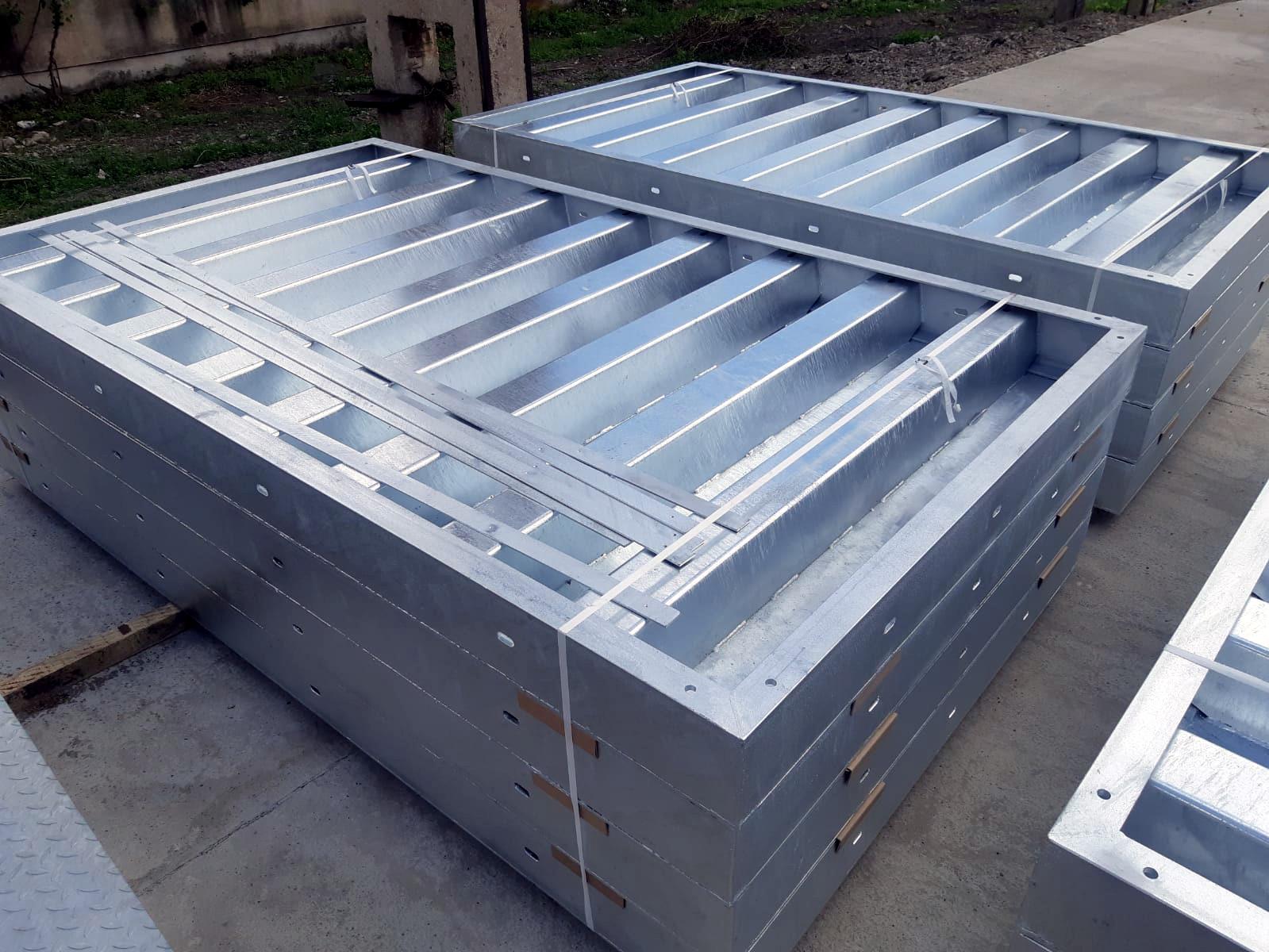 Plateaus for Loading Platform