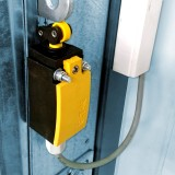 Gate lock sensor