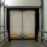 Loading - truck docked