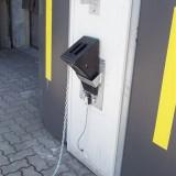 elektronischer radkeil – eingehangen