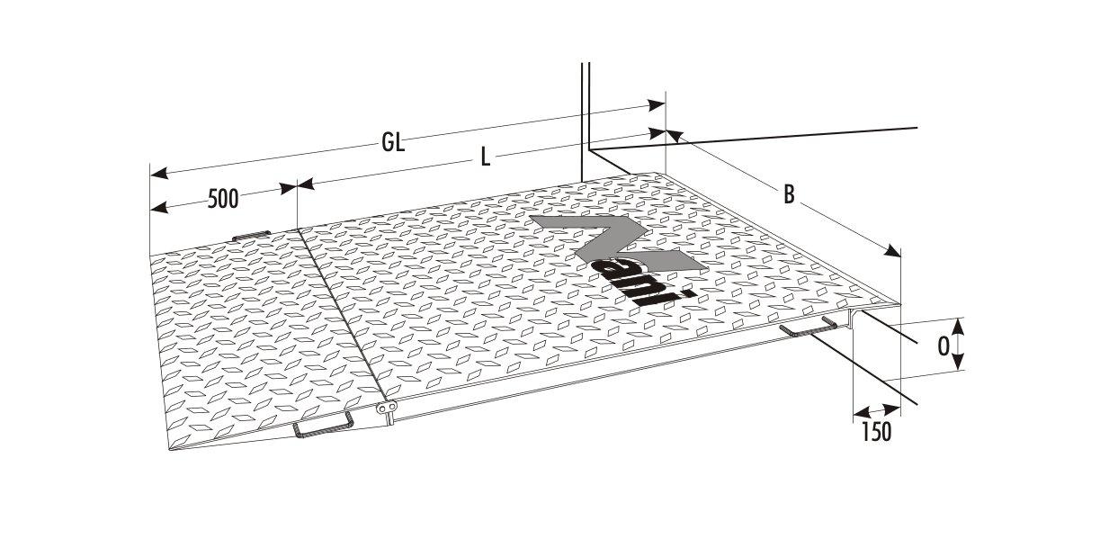 Konstruktionszeichnung – Transportabel-Stationär (TR-ST)