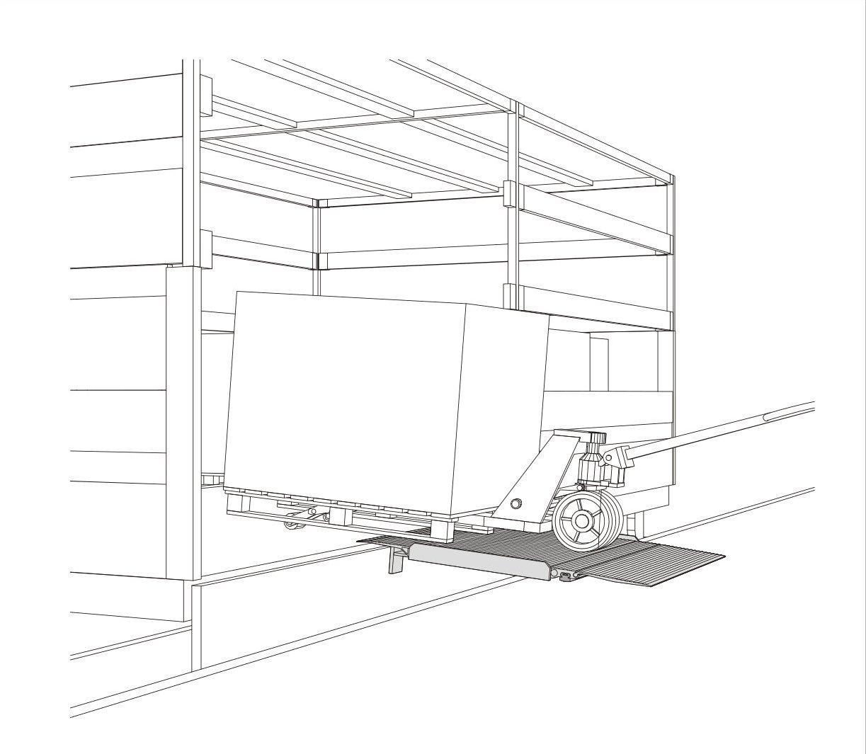 Dockleveller-Aluminum (LB-A)