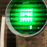 Ampeln – Signalampel mit LED-Leuchtmittel