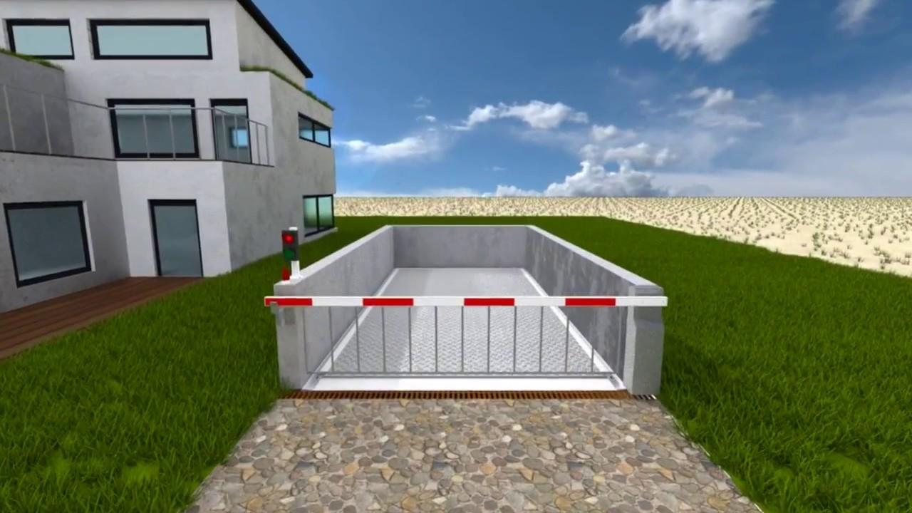 autolift autoaufz ge und versenkbare garagen nani. Black Bedroom Furniture Sets. Home Design Ideas
