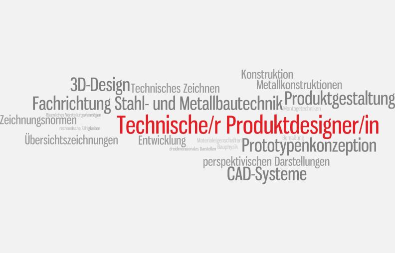 Technische/r Produktdesigner/in