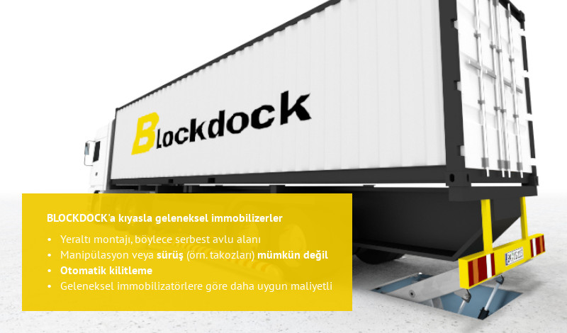 Blockdock 4 avantajı