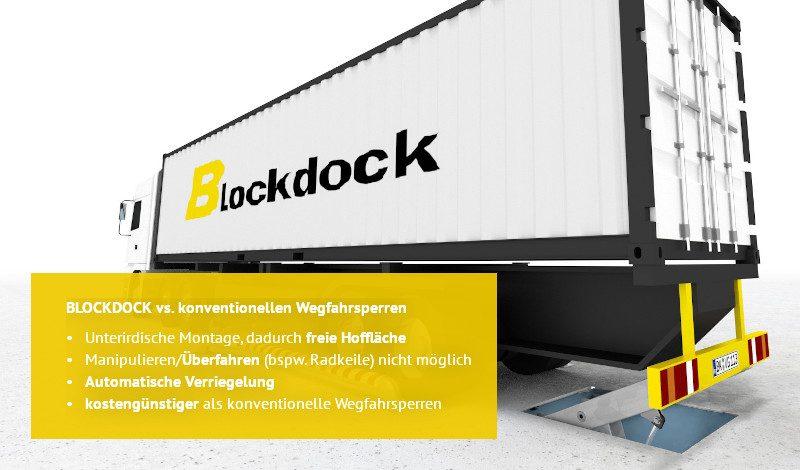 Blockdock Vorteile